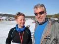Kathrine Foss og Knut Arne Holthe
