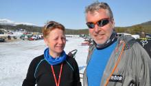 Katrine Foss og Knut Arne Holthe.