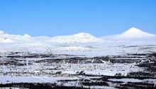 Venabygdsfjellet. Foto: Einar Tvete
